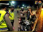 Jelang Tahun Baru 2021, Polisi Razia Knalpot Racing