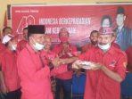PDIP Manggarai Barat Potong Tumpeng Peringati HUT ke-48