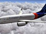 Breaking News: Pesawat Sriwijaya Air Rute Jakarta-Pontianak Hilang Kontak