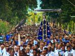 Covid-19 Meningkat, Uskup Larantuka Batalkan Perayaan Samana Santa