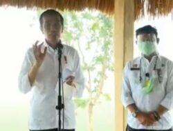 Presiden Jokowi Perintahkan Bangun Bendungan dan Embung di Sumba Tengah