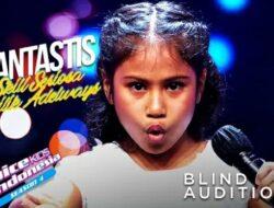 Gadis Berdarah Sabu Raijua Ini Tampil Memukau di Ajang The Voice Kids Indonesia