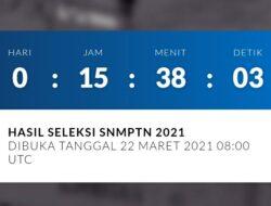 Diumumkan Jam 4 Sore, Berikut Cara Cek Pengumuman Kelulusan SNMPTN 2021