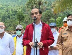 Jokowi Perintahkan Relokasi Warga Terdampak Bencana Dilakukan Secepatnya