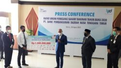 Bank NTT Salurkan Bantuan Rp1,5 Miliar untuk Korban Bencana Alam di NTT