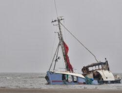 20 Awak KM Bandar Nelayan 188 Berhasil Diselamatkan