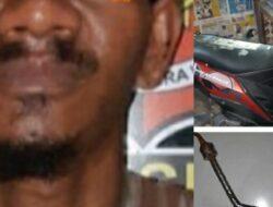 Tangkap Pelaku Curanmor di Sikka Polisi Amankan 4 Unit Sepeda Motor