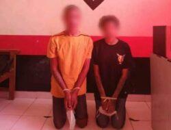 Curi dan Jual Barang Curian di Facebook, Sepasang Kekasih di Labuan Bajo Ditangkap