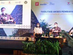 Tampil di Forum Kemenparekraf, Dirut Bank NTT Bicara Digitalisasi dan Percepatan Akses Keuangan di Desa