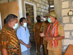 Pemkot Kupang Lanjutkan Program Bedah Rumah