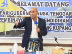 Gubernur NTT: Lulusan Kampus ATK Kupang Harus Berkualitas dan Membanggakan