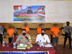 Korupsi Dana Desa, Mantan Kades dan Bendahara Desa Racang Welak Ditetapkan Jadi Tersangka