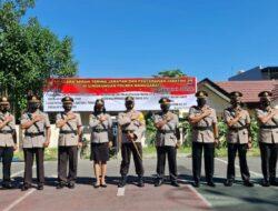 TNI dan Polres Mabar Gelar Apel Peringatan Hari Lahir Pancasila