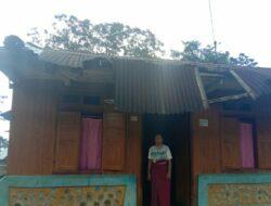 Seorang Janda Korban Seroja di Manggarai Belum Mendapat Bantuan dari Pemerintah