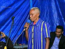 Daniel Anduk, Penyanyi Legendaris Manggarai Tutup Usia