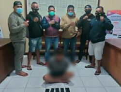 Curi 4 Buah Hp di Asrama Putri, Pria di NTT Diamankan Polisi