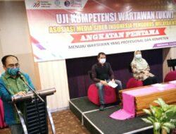 Dewan Pers Fasilitasi UKW Gratis di Kupang