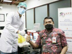 OJK NTT Gelar PCR Test untuk Seluruh Pegawai