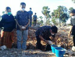 Rusak Akibat Badai Seroja, Gereja Sion Oeli'i Mulai Dibangun Kembali