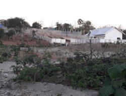 Lahan Proyek Pembangunan SPAM Kali Dendeng Bermasalah