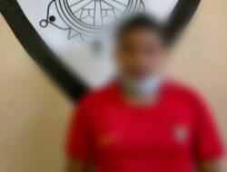 Terduga Penggelapan Sepeda Motor Tetangga Diamankan Tim Jatanras Komodo