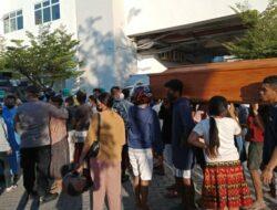 Korban Kecelakaan Divonis COVID, Keluarga Jemput Paksa Jenazah di RS Siloam Kupang