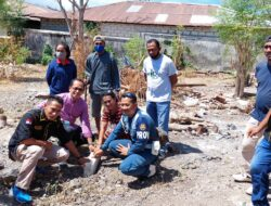 Sentuhan Kasih Garuda Kupang NTT untuk Anak Yatim, Korban Seroja di Kota Kupang
