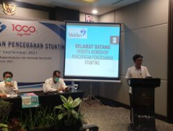 Cegah Stunting, BKKBN dan 1000 Days Fund Latih Penyuluh KB dan Kader Posyandu di NTB