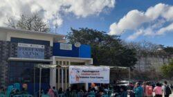 TPAKD Gelar Vaksinasi Massal untuk Warga di Pelabuhan Tenau Kupang