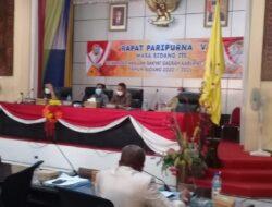 DPRD Setujui Lima Ranperda yang Diajukan Pemkab Ende