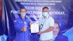Lomba Menulis HUT Ke-20 Partai Demokrat, NTT Raih Juara 1