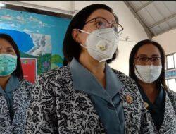Launching Vaksinasi Ibu Hamil dan Menyusui, Ini Pesan Ketua IBI Cabang Manggarai