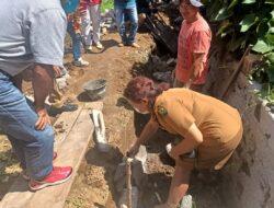 Pemkab Manggarai Bangun Drainase dan Jalan di Kota Ruteng